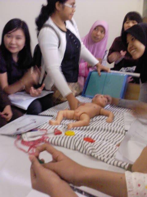 pemeriksaan reflex bayi