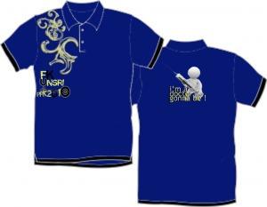 desain baju OPDIK FK UNSRI 2010